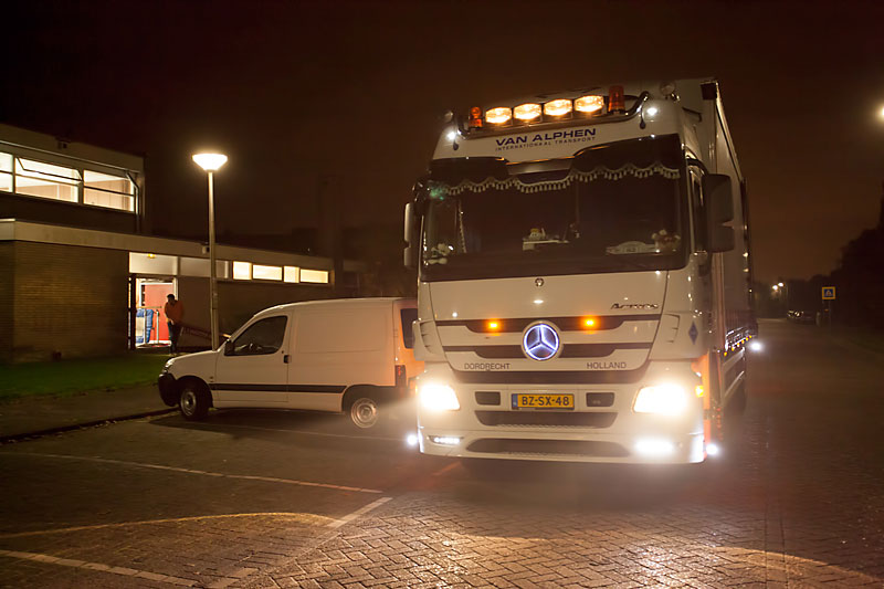 Van Alphen Transport - Internationaal Transport - Transport OKK Ridderkerk